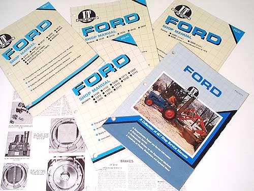 Tractor Workshop Manuals