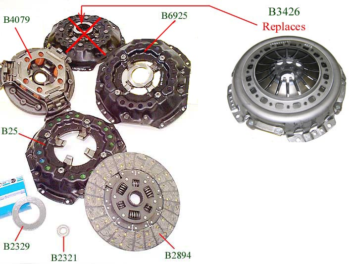 frd60 ford clutches pt 3 bare co
