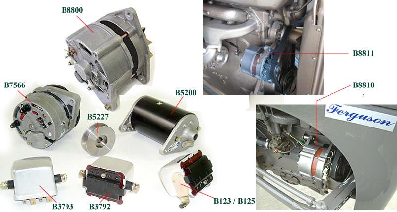 Mf - Charging System