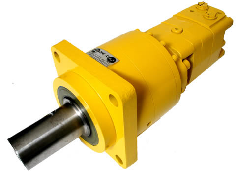 Planetary Posthole Digger Motor Gearbox Bare Co