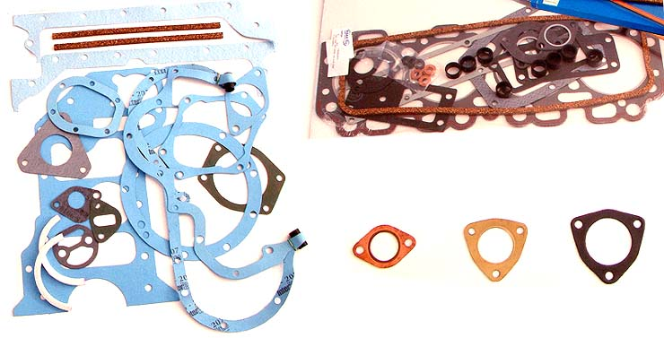 Chamberlain - Engine Gaskets / Cylinder Head - Bare Co