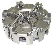 Kubota Dual Plate Clutches - Bare Co
